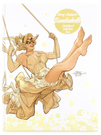 Bombshell's Sketchbook Collection Two, Terry Dodson
