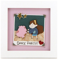 Mabel's Dance Party, Megan Woods