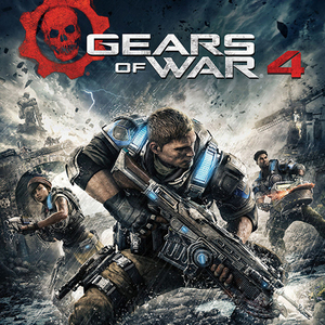 Gears of War 4 Exhibition / Party