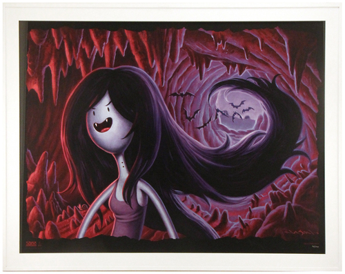 Marceline (Framed), Jason Edmiston