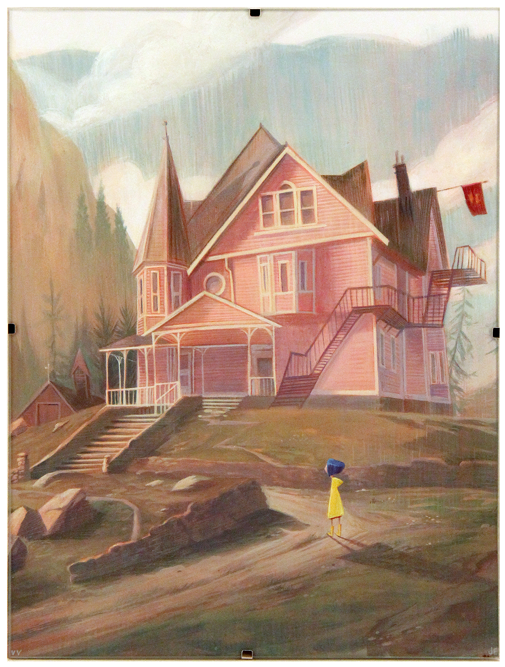 The Pink Palace, JENN ELY