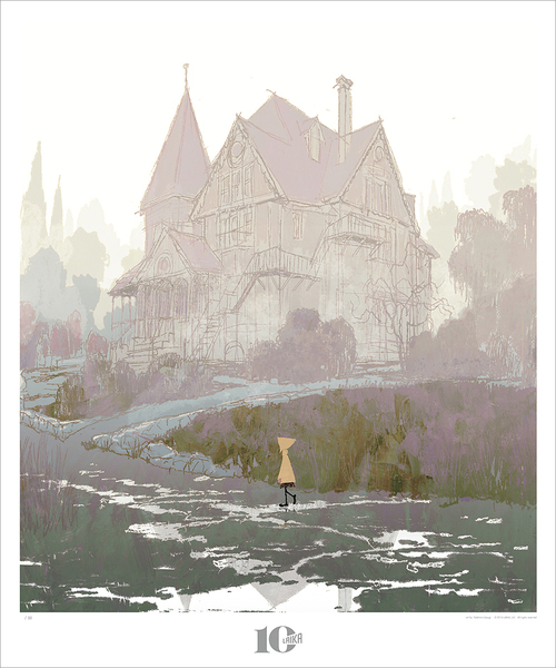 LAIKA Coraline - House in the Fog, Tadahiro Uesugi