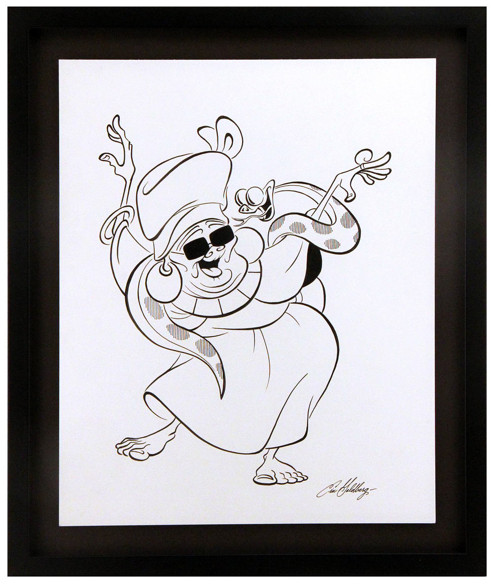 Mama Odie - Eric Goldberg, Princess and the Frog