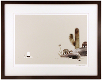 We Found A Hat - Page 20-21, Jon Klassen