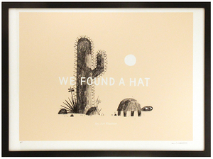 We Found A Hat, Jonathan Klassen