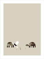 We Found A Hat - Page 12-13, Jon Klassen