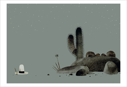 We Found A Hat - Page 50-51, Jon Klassen