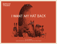 I Want My Hat Back (National Theater) Silk Screen, Jon Klassen