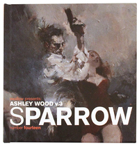 Sparrow: Ashley Wood v.3 Number Fourteen, Ashley Wood