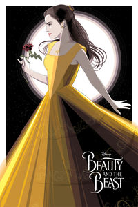 Craig Drake Beauty and the Beast (PRINT)
