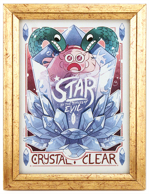 Crystal Clear (FRAMED), Sabrina Cotugno