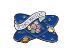 Science Matters Pin, Alice & Doris Lieu