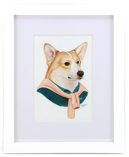 Corgi Gentleman, Ryan Berkley