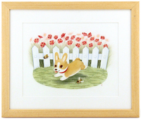 Corgi's First Day of Summer, Heather Franzen Rutten