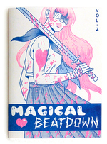 Magical Beatdown Vol. 2, Jenn Woodall