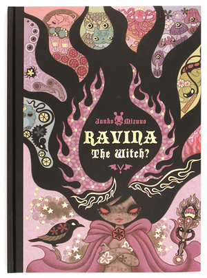 Ravina The Witch? (English), Junko Mizuno