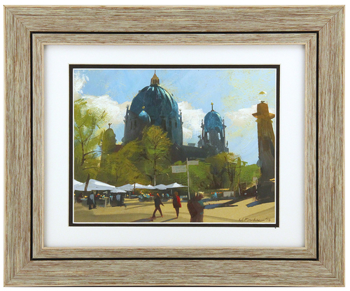 Berlin Cathedral, Nathan Fowkes