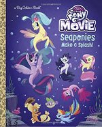 Seaponies Make A Splash!, Drake Brodahl