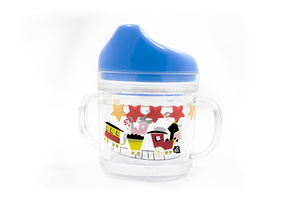 Trains Sippy Cup