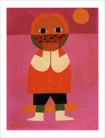 Watermelon Boy, Mary Blair