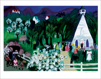 Wedding Day, Mary Blair