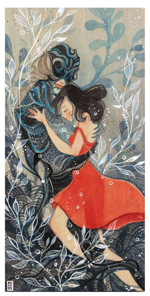Shape of Water, Alina Chau