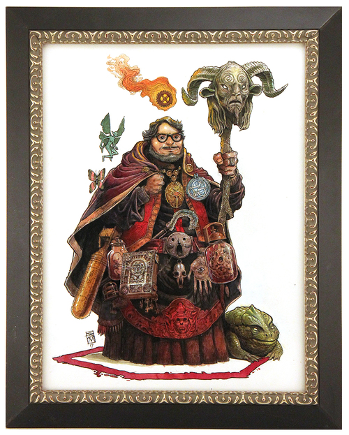 Guillermo Del Toro: Storymancer, Sean Andrew Murray