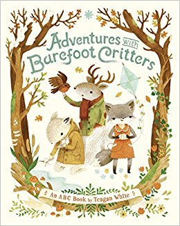 Adventures with Barefoot Critters, Teagan White