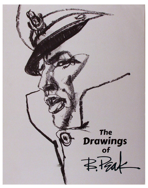 The Drawings of Bob Peak, Bob Peak