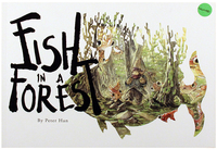 Fish in a Forest - Signed, Peter Han