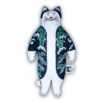 Tiger Cat Plush Doll
