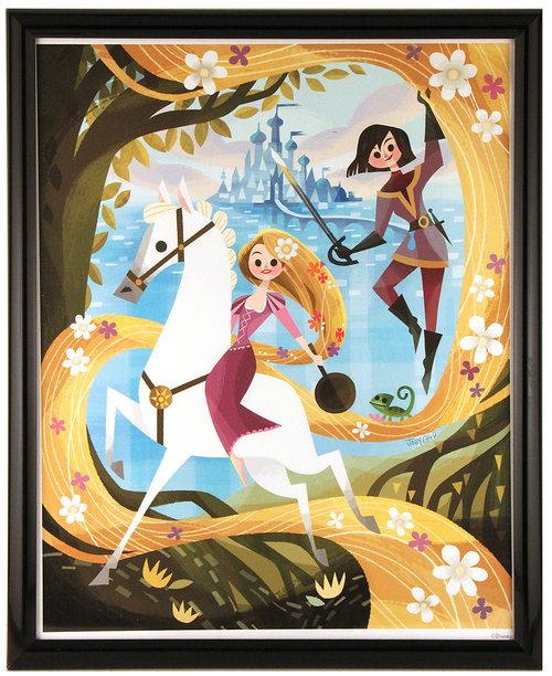 Tangled, Joey Chou