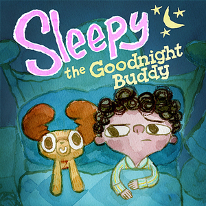 Adventures in Drawing / Sleepy the Goodnight Buddy: Exhibition by Scott C.