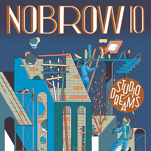 NOBROW 10 Book Launch & Signing