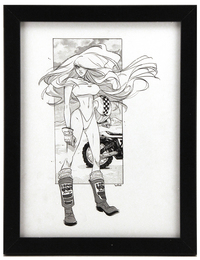 Untitled 1 (Motor Crush), Babs Tarr