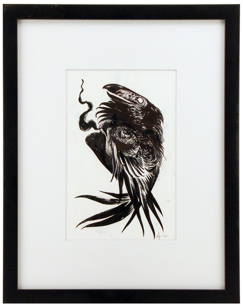 Crow, Natalie Hall
