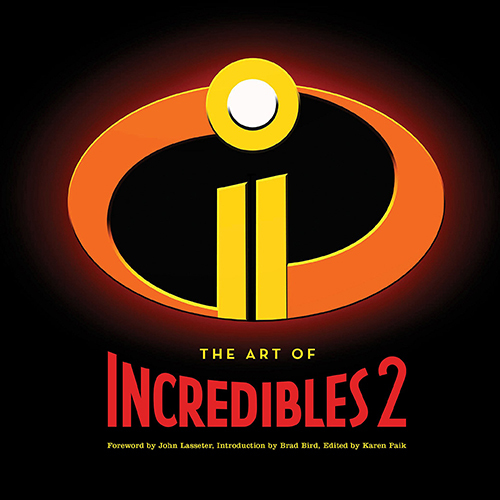 The Art of Incredibles 2 Panel & Book Signing