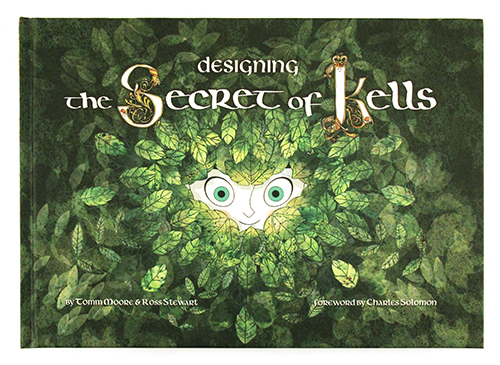 Designing Secret of the Kells