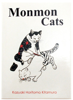 Monmon Cats (Art Book)