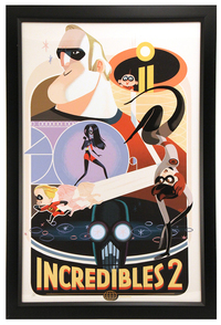 Incredibles 2, Glen Brogan