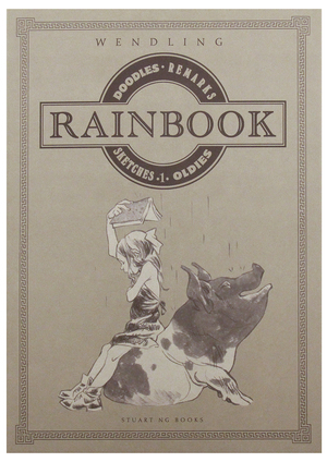 Rainbook by Claire Wendling, Claire Wendling