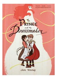 The Prince and the Dressmaker, Jen Wang