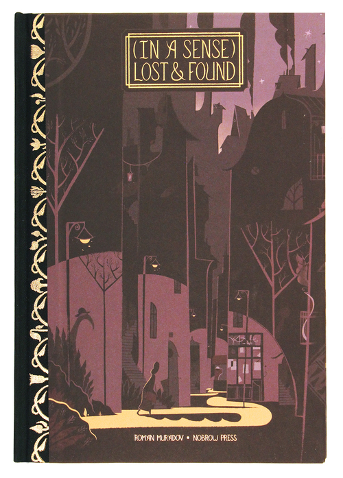 (In A Sense) Lost & Found, Roman Muradov