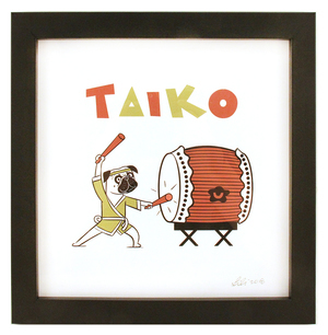 Pugcussion series: TAIKO, Lili Chin