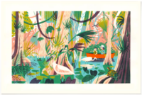 Everglades (PRINT), Chris Turnham