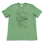 Wolf Girl Men's Shirt - Jed Henry, Jed Henry