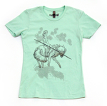 Wolf Girl Women's Shirt - Jed Henry, Jed Henry