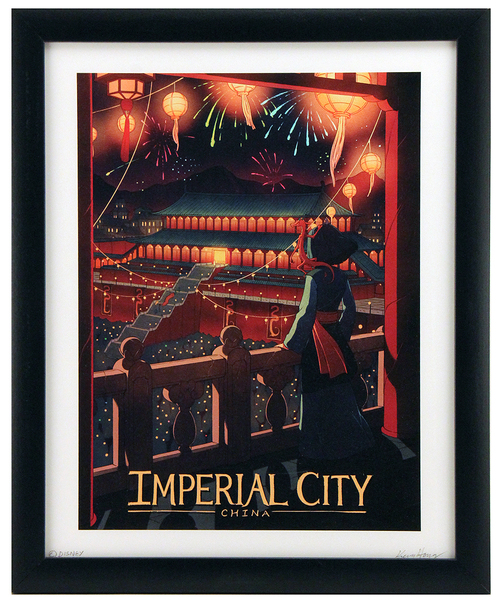 Imperial City , Kevin Hong
