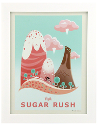 Sugar Rush 1/1, Elsa Chang
