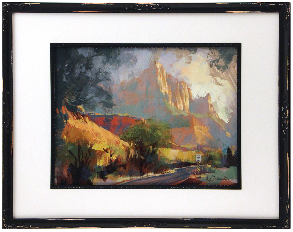 Zion National Park, Nathan Fowkes